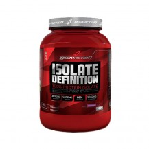 Whey Isolate Definition - 900g - Body Action