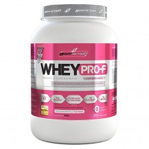 Whey Pro-F Isolate e Concentrate - 900g - Body Action